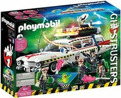 Picture of Ghostbusters Ecto-1A Playmobil Set