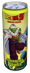 Picture of Dragon Ball Z Piccolo 12oz Energy Drink