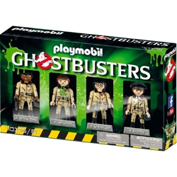 Picture of Ghostbusters Collector's Set of 4 Figures