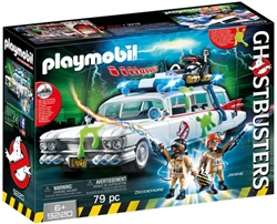Picture of Ghostbusters Ecto-1 Playmobil Set