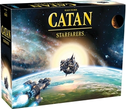 Picture of Catan Stardarers Board Game 2nd Edition
