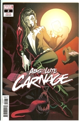 Picture of Absolute Carnage #2 Cult of Carnage 1:25 Variant Cover
