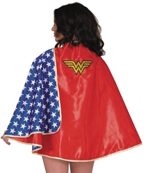 Picture of Wonder Woman Deluxe Cape