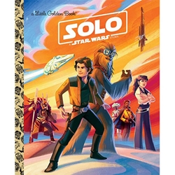 Picture of Star Wars Solo Little Golden Book