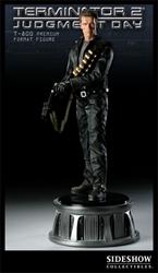 Picture of Terminator 2 T-800 Premium Format Statue