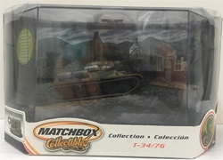 Picture of Matchbox T-34/76 Russian Soviet Tank