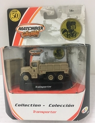 Picture of Matchbox Military Transporter