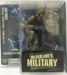 Picture of McFarlane's Military Air Force Special Operations Command CCT Figure