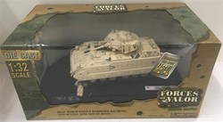 Picture of US M2A2 Bradley 24th Infantry Division Kuwait 1991 Tank Forces of Valor