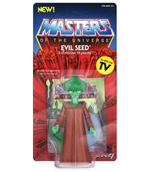 Picture of Masters of the Universe Evil Seed Figure