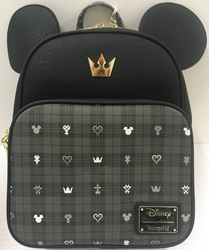 Picture of Kingdom Hearts Disney Mickey Convertible Mini Backpack