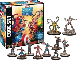 Picture of Marvel Crisis Protocol Miniatures Game Core Set