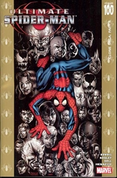 Picture of Ultimate Spider-Man #100 1:10 Variant Cover