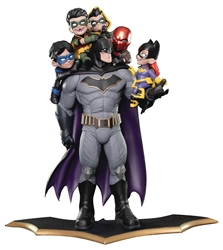 Picture of Batman Family Q-Master Diorama