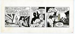 Picture of Star Wars Dailies Russ Manning Art 1979 August 22 Original Art
