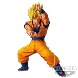 Picture of Dragon Ball Super Goku Super Saiyan Chosenshirtetsuden Figure