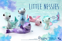 Picture of Little Nessies Vinyl Figure Blind Box
