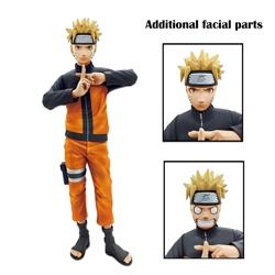 Picture of Naruto Shipuden Naruto Grandista Nero Figure