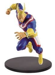 Picture of My Hero Academia All Might Amazing Heroes Figure