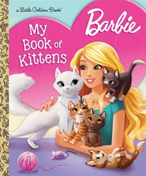 Picture of Barbie My Book of Kittens Little Golden Book