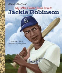 Picture of My Little Golden Book About Jackie Robinson Little Golden Book