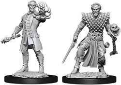 Picture of Dungeons and Dragons Nolzur's Marvelous Miniatures Male Human Warlock