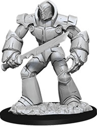 Picture of Dungeons and Dragons Nolzur's Marvelous Miniatures Iron Golem