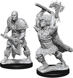 Picture of Dungeons and Dragons Nolzur's Marvelous Miniatures Male Goliath Barbarian