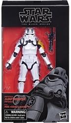 """Picture of Star Wars Imperial Jumptrooper Black Series 6"""" Figure"""