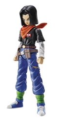 Picture of Dragon Ball Z Android 17 Figure-rise Standard Model Kit