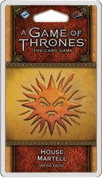 Picture of Game of Thrones LCG 2nd Edition House Martell Intro Deck