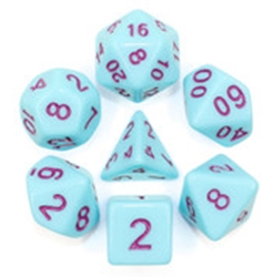 Picture of Blue Jay Dice Set