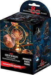 Picture of Dungeons and Dragons Icons of the Realms Volo's and Mordenkainen's Foes Blind Box Miniature