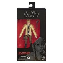 "Picture of Star Wars Luke Skywalker Yavin Ceremony Black Series 6"" Figure"