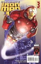 Picture of Ultimate Iron Man II #3