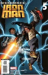 Picture of Ultimate Iron Man #5