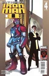 Picture of Ultimate Iron Man II #4