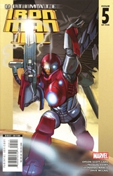 Picture of Ultimate Iron Man II #5