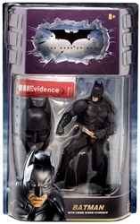 Picture of Batman the Dark Knight Batman Action Figure Batman with Crime Scene Evidence