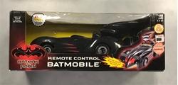 Picture of Batman and Robin Remote Control Batmobile