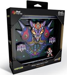 "Picture of Mega Man X Boss Fight 6""x6"" Pixel Frame"