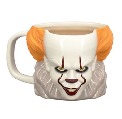 Picture of It Pennywise Sculpted Mug