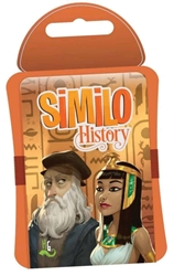 Picture of Similo History Card Game