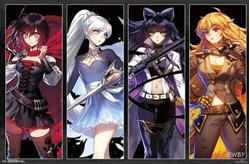 Picture of RWBY New Adventures Poster