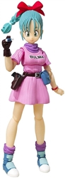 Picture of Dragon Ball Bulma Adventure Begins s.h.Figuarts Action Figure