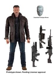 "Picture of Terminator Dark Fate T-800 7"" Figure"
