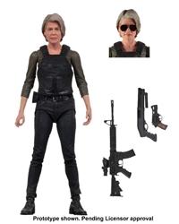 "Picture of Terminator Dark Fate Sarah Conner 7"" Figure"