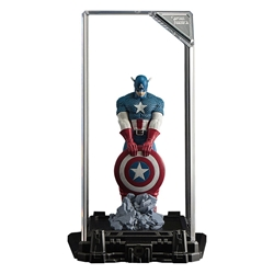 Picture of Captain America Sen-Ti-Nel Super Hero Illuminate Gallery Figure