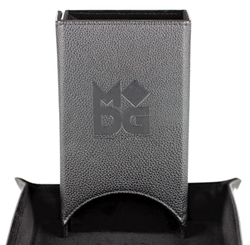 Picture of Fold Up Velvet Black Dice Tower