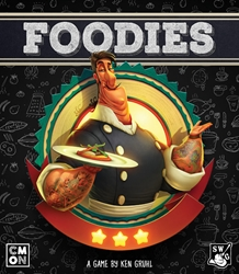 Picture of Foodies Board Game
